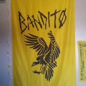 twenty one pilots bandito flag